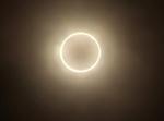 金環日食の写真(センター職員撮影)