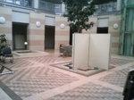 研究学園都市センターアトリウム